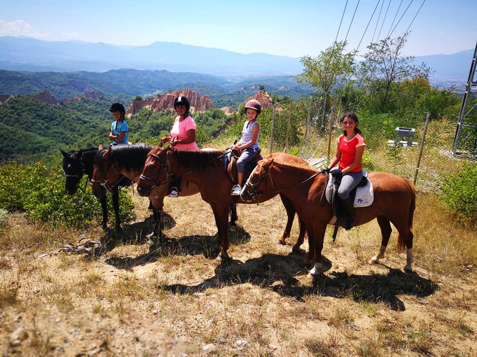 Планинска езда